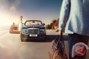 Rolls-Royce Dawn, fajar baru yang anggun