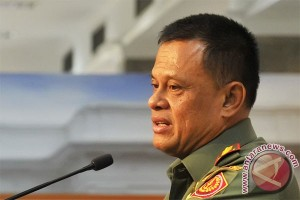 Panglima TNI akui Indonesia terlalu persuasif