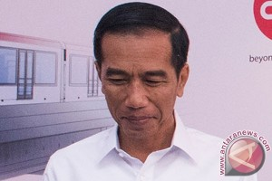 Presiden Jokowi dijadwalkan