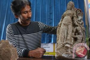 Temuan arca Durga bawa petunjuk masa lalu Malang