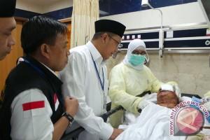 Jemaah Indonesia terluka akibat musibah crane di Makkah 42 orang