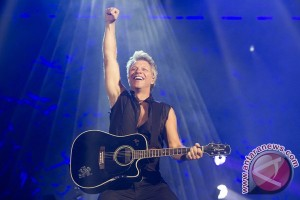 Bon Jovi umumkan kontes untuk pembuka konsernya