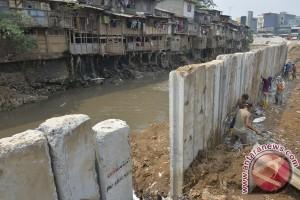 Normalisasi Ciliwung dengan beton justru tambah masalah