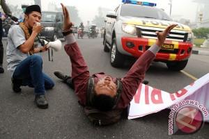 Gubernur Riau minta masker N95