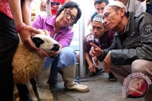 Jabar siapkan 260 pengawas hewan kurban