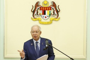 PM Malaysia surati Jokowi soal kabut asap