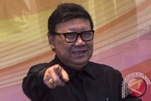 Tujuh gubernur-wagub terpilih 2015 dilantik di Istana Negara esok
