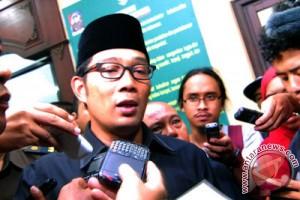 Ridwan Kamil raih penghargaan peduli lingkungan hidup