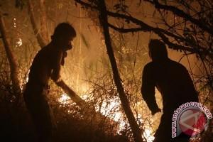 Kebakaran di Myanmar meluas ke China