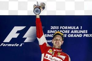 Vettel akan tetap bersama Ferrari