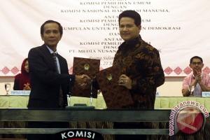 MoU KPU Dengan Komnas HAM