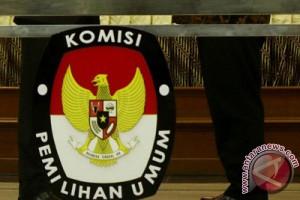 Laman KPU Yogyakarta sempat diretas