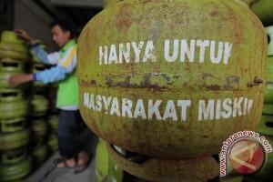 Proyek percobaan distribusi tertutup elpiji subsidi dimulai April