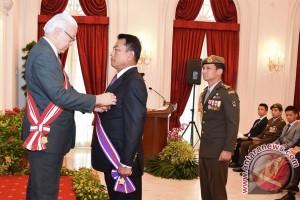 Moeldoko Dapat Penghargaan Di Singapura