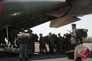 Pengiriman Pasukan Kostrad