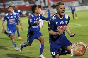 Arema Cronus bekuk tuan rumah Bali United 3-2