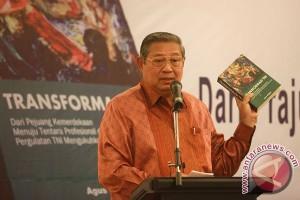 SBY beri kuliah lingkungan berkelanjutan di Unand