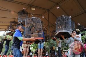 Korem 063/SGJ gelar lomba burung berkicau Hari Pahlawan