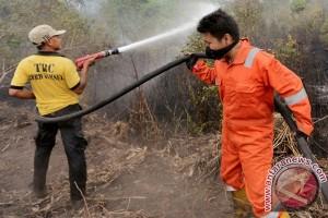 BMKG nyatakan hujan tidak kurangi titik panas Sumatera