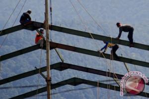 Pemerintah targetkan sertifikasi 750.000 pekerja konstruksi