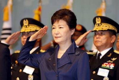 Parlemen Korea Selatan makzulkan Presiden Park Geun-hye