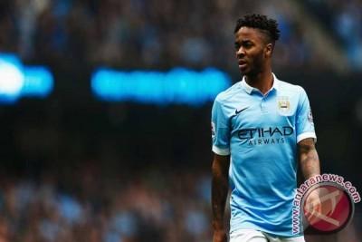 Manchester City kalahkan West Ham 3-1, Sterling dua gol