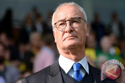 Ranieri yakin Leicester akan juara Liga Inggris