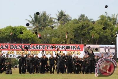 Kelulusan Sekolah Perwira Polri