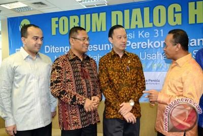 Dialog HIPMI & HUT ke-40 PT Siemens Indonesia