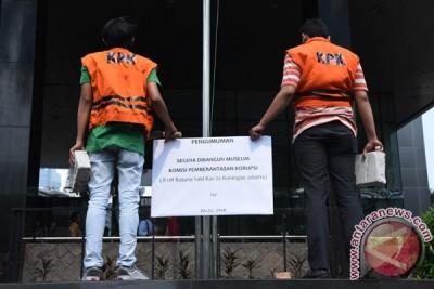 Revisi UU KPK masih wacana