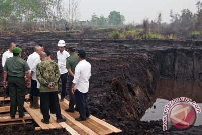 Penanganan  Kebakaran Hutan Riau