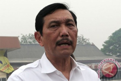 DPR akan undang Luhut bicarakan bela negara