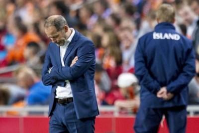 Pelatih Belanda ogah mundur