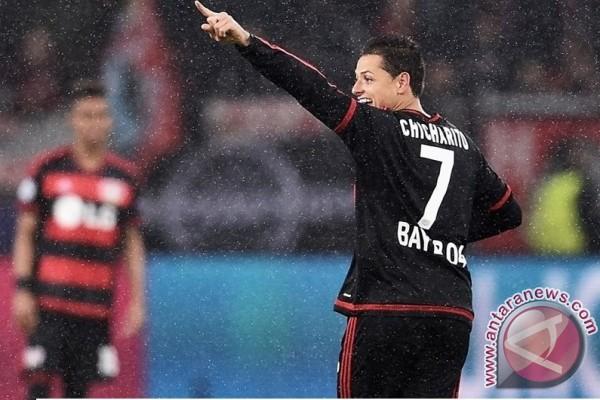 Javier Hernandez pindah ke West Ham