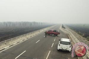 Ditemukan delapan titik api di Kabupaten Kotabaru