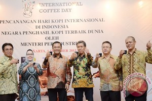 Industri pengolahan kopi dalam negeri prospektif