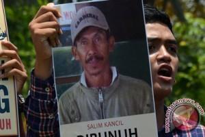 Polda Jatim: Empat berkas Salim Kancil sudah lengkap