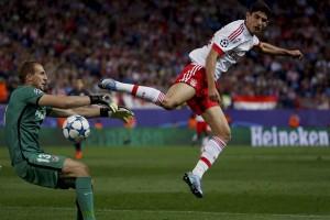 Benfica rebut tiga poin di kandang Atletico Madrid