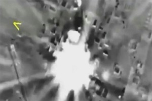 Serangan udara Rusia di Suriah untungkan ISIS
