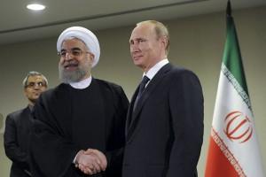 Rusia-Iran pererat koordinasi untuk akhiri krisis Suriah