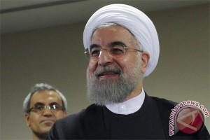 Presiden Iran tiba di Kuba