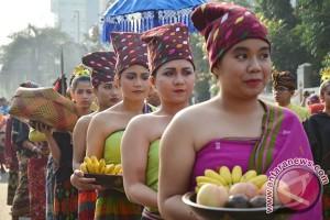 Parade Budaya Lombok-Sumbawa