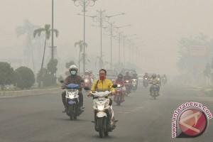 Satelit: titik panas turun drastis di Sumatera