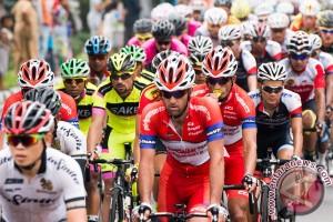 Klasemen akhir Tour de Singkarak