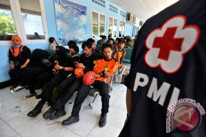 PMI Tulangbawang Lampung adakan latihan dasar