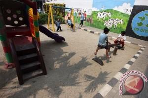 Gubernur DKI resmikan RPTRA Baung di Pasar Minggu