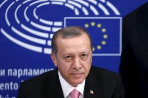 Erdogan jengkel Turki tak jadi tuan rumah Olimpiade