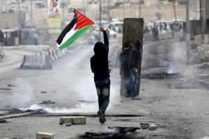 Kejadian langka, menteri Israel bertemu PM Palestina
