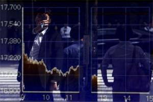 Jet Rusia ditembak, saham Tokyo turun