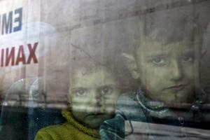 Seorang pengungsi Suriah bakar diri di Yunani